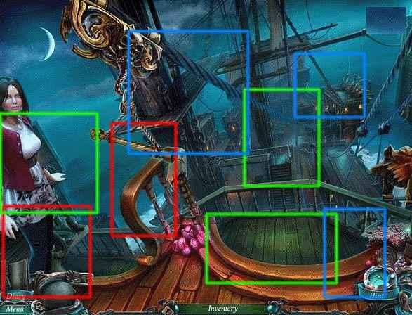 nightmares from the deep: davy jones collector's edition walkthrough screenshots 2