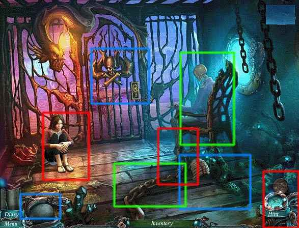 nightmares from the deep: davy jones collector's edition walkthrough screenshots 3
