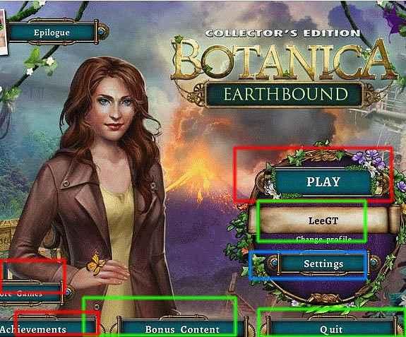 botanica: earthbound collector's edition walkthrough screenshots 1