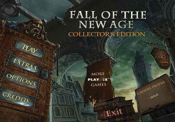 fall of the new age collector's edition screenshots 2