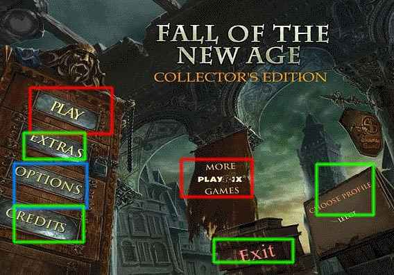 fall of the new age collector's edition walkthrough