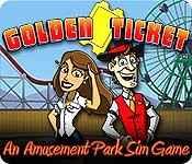golden ticket: an amusement park sim game