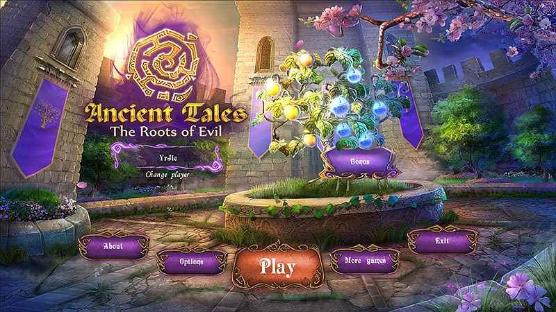 Ancient Tales: The Roots of Evil Collector's Edition