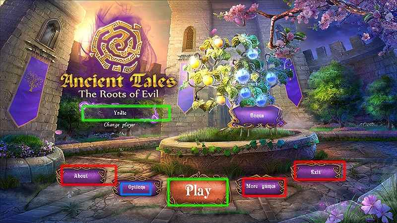 ancient tales: the roots of evil walkthrough