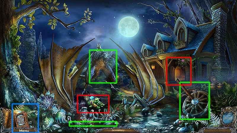 ancient tales: the roots of evil walkthrough screenshots 2