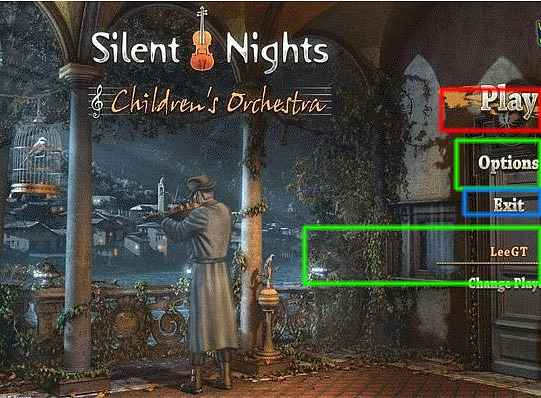 silent nights: children's orchestra collector's edition walkthrough screenshots 1