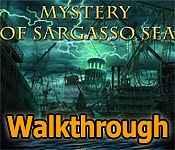 mystery of sargasso sea walkthrough