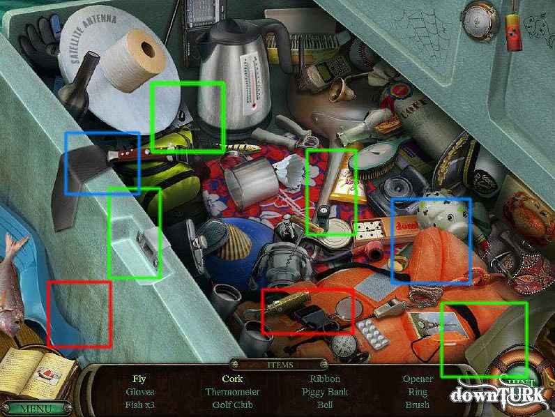 mystery of sargasso sea collector's edition walkthrough screenshots 2