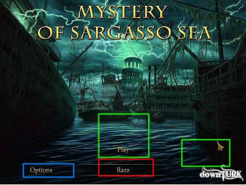 mystery of sargasso sea collector's edition walkthrough screenshots 3