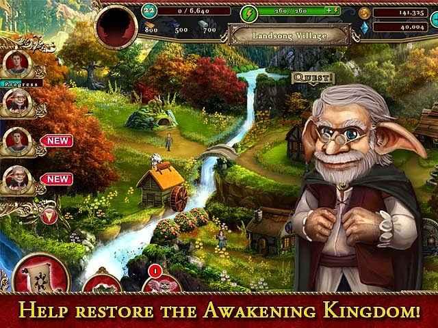 awakening kingdoms