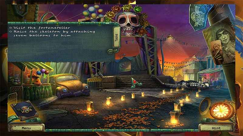 mexicana: deadly holiday collector's edition screenshots 3