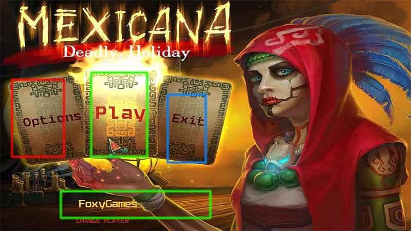 mexicana: deadly holiday collector's edition walkthrough screenshots 1
