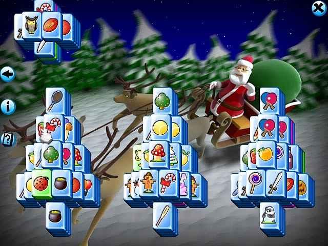 mahjong christmas screenshots 3