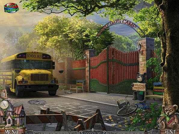 haunted camp: evil games screenshots 2