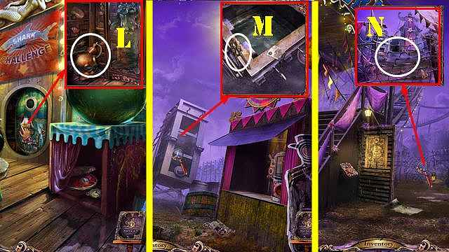 mystery case files: fate's carnival walkthrough 12 screenshots 2