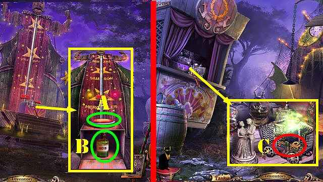 mystery case files: fate's carnival walkthrough 14 screenshots 1