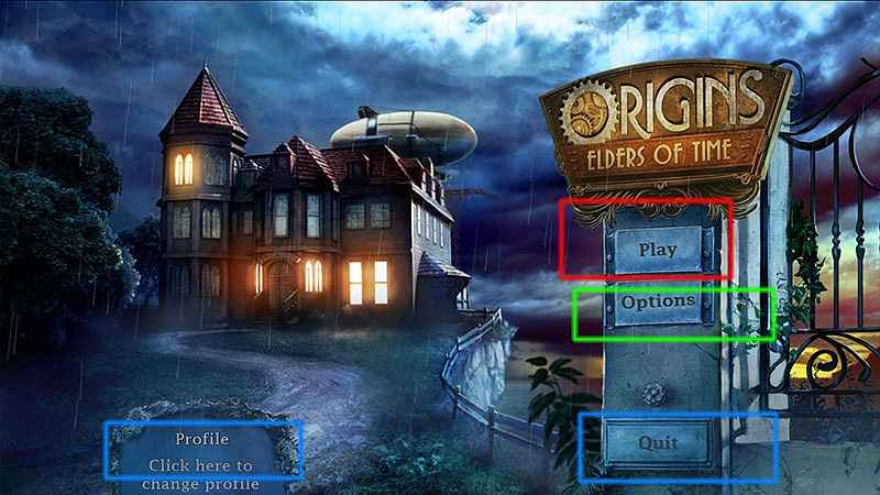 origins: elders of time collector's edition walkthrough