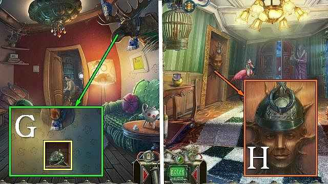 haunted halls: nightmare dwellers walkthrough 13 screenshots 1
