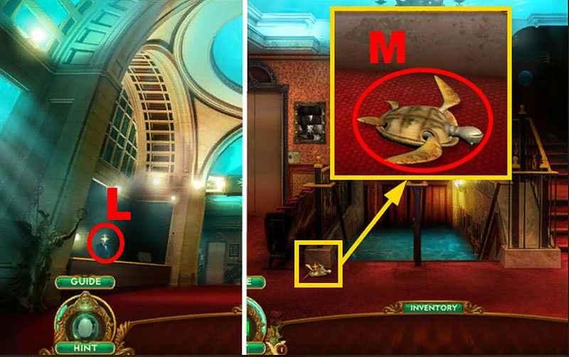 the emerald maiden: symphony of dreams walkthrough 2 screenshots 1