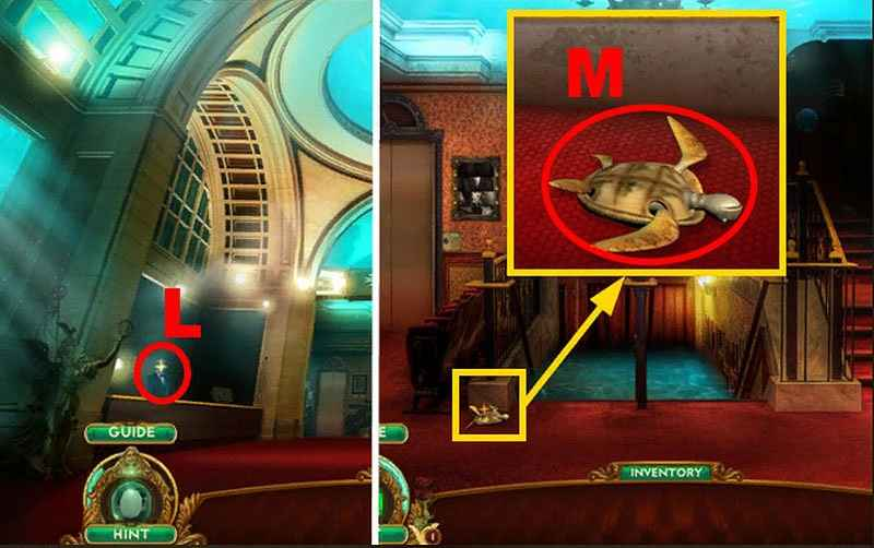 the emerald maiden: symphony of dreams walkthrough 3 screenshots 1