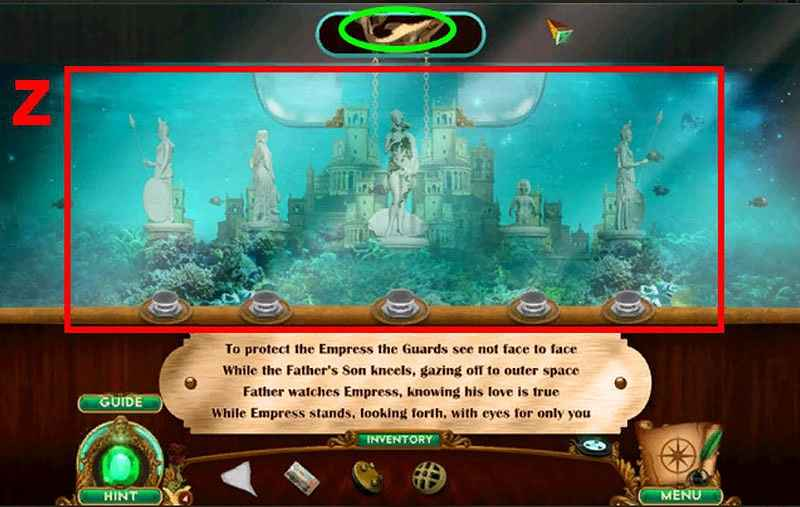 the emerald maiden: symphony of dreams walkthrough 7 screenshots 2