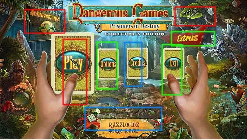 dangerous games: prisoners of destiny walkthrough screenshots 1