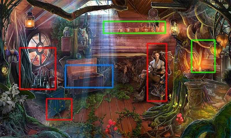 dangerous games: prisoners of destiny walkthrough screenshots 2