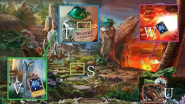 dangerous games: prisoners of destiny walkthrough 4 screenshots 1