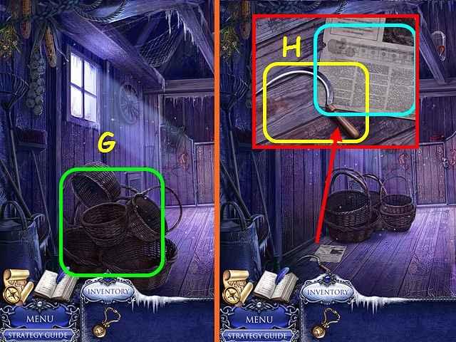 secret trails: frozen heart walkthrough 2 screenshots 3
