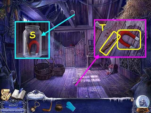 secret trails: frozen heart walkthrough 4 screenshots 2