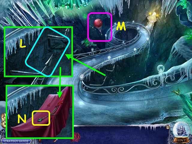 secret trails: frozen heart walkthrough 10 screenshots 3