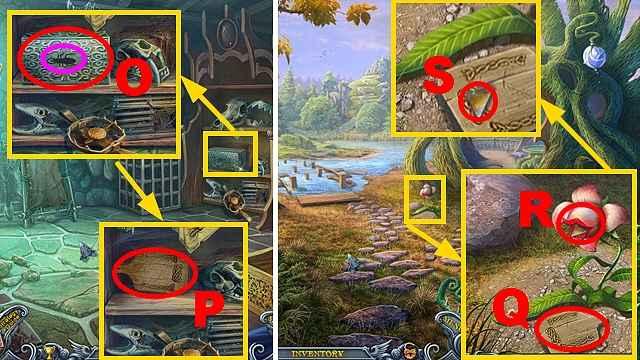 spirits of mystery: the silver arrow walkthrough 9