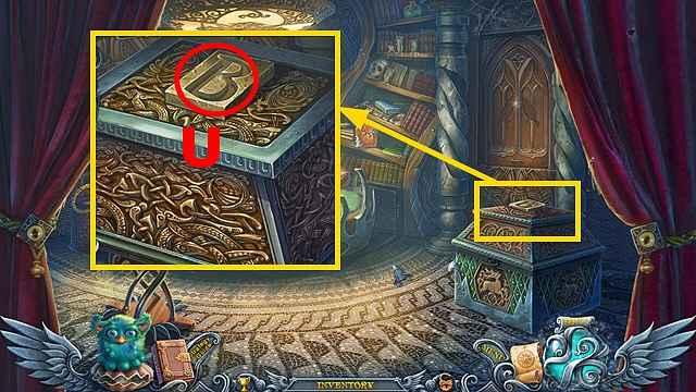 spirits of mystery: the silver arrow walkthrough 16