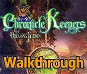 Chronicle Keepers: The Dreaming Garden Walkthrough