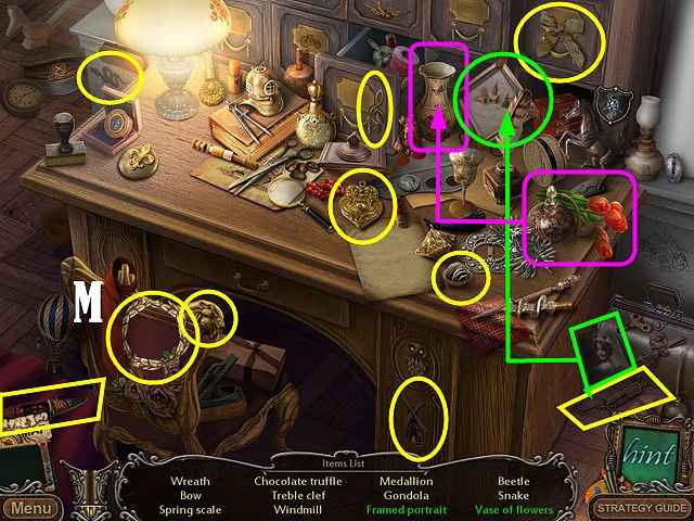 order of the light: the deathly artisan walkthrough 5 screenshots 3