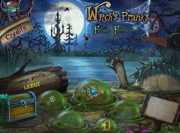witch's pranks: frog's fortune collector's edition screenshots 1