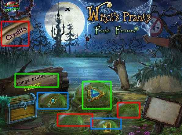witch's pranks: frog's fortune collector's edition walkthrough screenshots 1