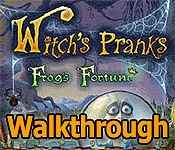 witch's pranks: frog's fortune walkthrough