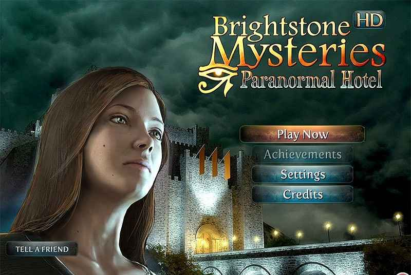 brightstone mysteries: paranormal hotel collector's edition screenshots 2