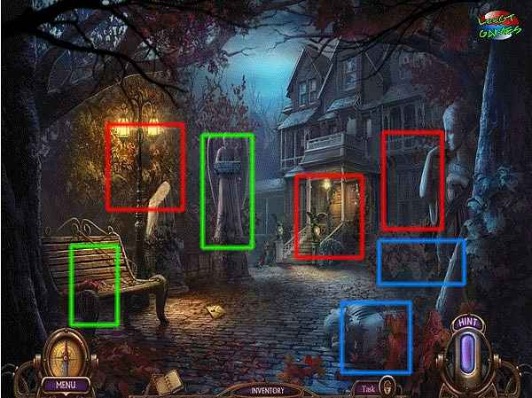 haunted hotel: ancient bane collector's edition walkthrough screenshots 2