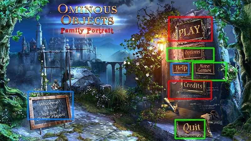 ominous objects: family portrait collector's edition walkthrough screenshots 8