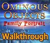 ominous objects: family portrait walkthrough