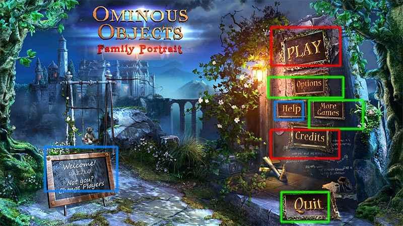 ominous objects: family portrait walkthrough screenshots 2