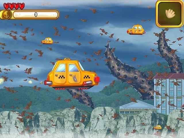 sky taxi: gmo armageddon