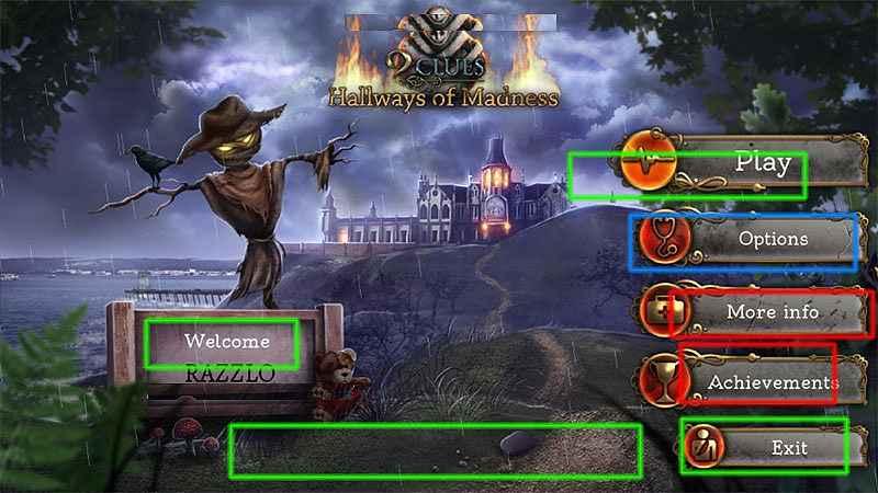 9 clues: hallways of madness walkthrough screenshots 2