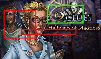 9 clues: hallways of madness walkthrough screenshots 3