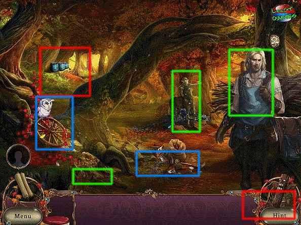 awakening: the redleaf forest collector's edition walkthrough screenshots 2