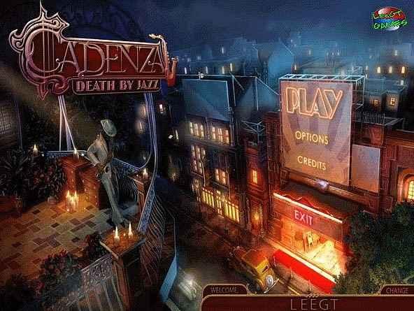 cadenza: death by jazz collector's edition screenshots 2