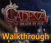 cadenza: death by jazz collector's edition walkthrough