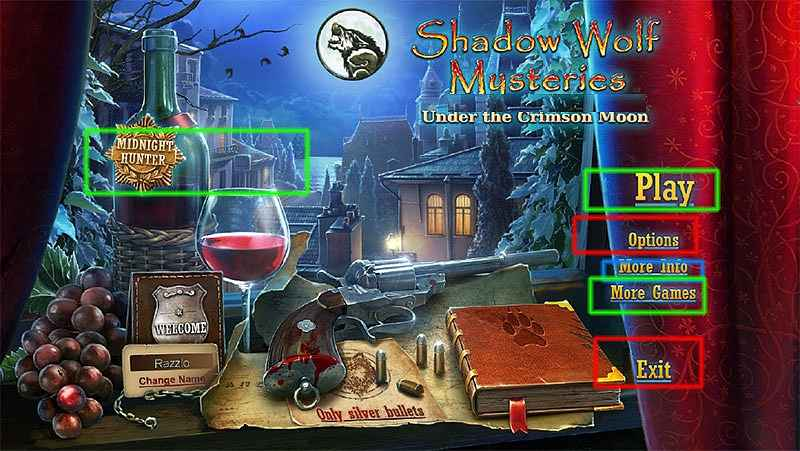 shadow wolf mysteries: under the crimson moon collector's edition walkthrough